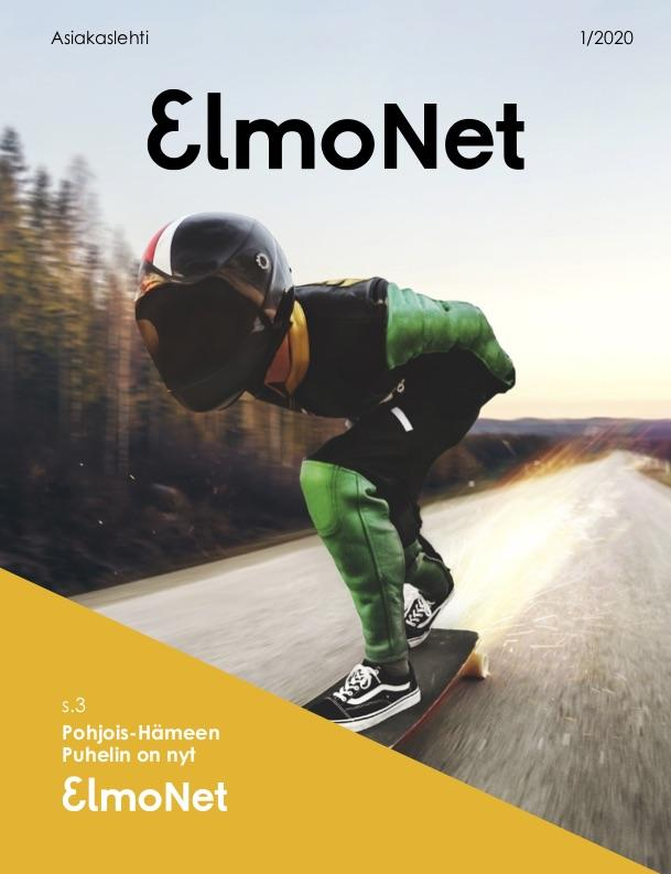 ElmoNet Asiakaslehti 1/2020